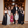 AWA_2289 Paulina Claure, Marcelo Claure, Jordan Claure, Sienna Claure, Bella Claure