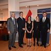 AWA_3228 Stephen E  Benko,  Ambassador Dr  Ferenc Kumin, Sylvia Hemingway, Harriet Mouchly-Weiss, Adam Gyorgy