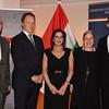 AWA_3230 Stephen E  Benko,  Ambassador Dr  Ferenc Kumin, Sylvia Hemingway, Harriet Mouchly-Weiss, Adam Gyorgy