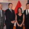 AWA_3226 Stephen E  Benko,  Ambassador Dr  Ferenc Kumin, Sylvia Hemingway, Adam Gyorgy