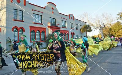 Seahorse parade 4790