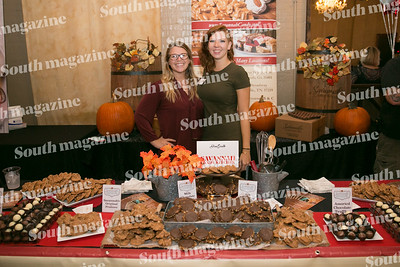 Megan Meyer, Hayley Larson- Savannah Candy Kitchen