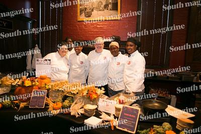 Porsha Mead, Carolyn Wayfield, Stephanie Jandres, Nene Moss, Cheryl Driggers, Mary Hatcher- Virginia College
