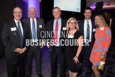 Michael Sewell, Matt Barton, Mike and Jenny wood, Ted and Kelly Hilgeman w/ Cincinnati Financial Corporation