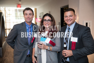 James Hagen, Jessi Obermeyer and Mark Kuhner of United Healthcare