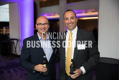 Rich Mitchell and Joe Muraca of EY