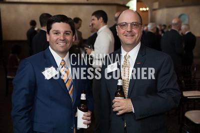 Josh Ruth w/ Huntington Bank and Joe O'Brochta with KeyBank