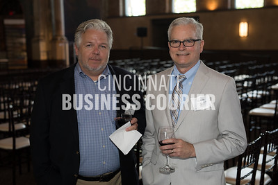 Mike Venerable w/ Cincy Tech and Dennis Reinersman HCDC, INc.