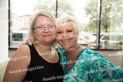 Brenda Scarpati, Crystal Higgins