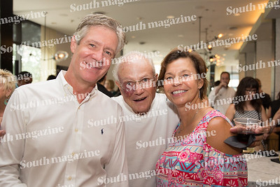 Joann Lyon, Dick Higgins, Mike Lindsey