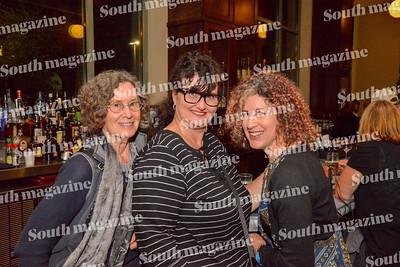Ruth Cohan, Bunny Ware, Jane Ogle