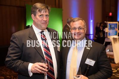 Mark Fajack and John Rickert of SVN RICORE Investment MAnagement, Inc