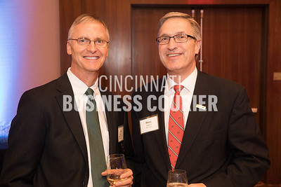 Ron Henlein of People Working Cooperatively and Doug Adams of PNC Bank