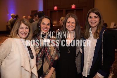 Iris Simpson Bush, Sarah Pelfrey, Nikki Broughton and Jenna Siegrist of Cincinnati Flying Pig