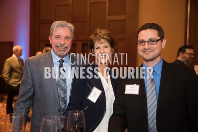 David & Bonnie Knock of Century 21 Stellar Real Estate and Jeff Leuderalbert of KLH Engineers