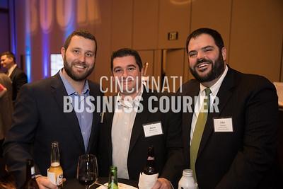 Joe Laugherty, Jason Hamberg and Jake Samad of Vaco Cincinnati