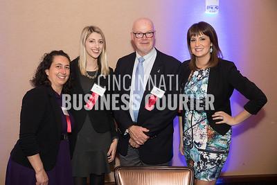 Trish Sefakis, Amanda Korb, Mike Dawson and Corrie McGlothlin of Better Business Bureau