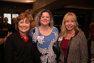 Mary Jane Crouch, Liz Overstreet, Becky Brownlee