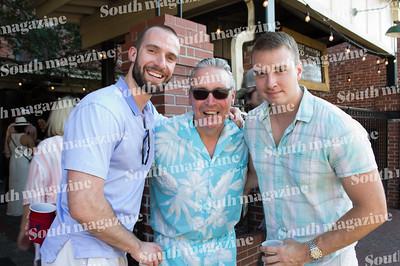 Scott Lewis, Romper Rick, & Chris Gardner