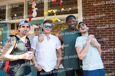 Bryan, Ryan, Tyrell, & Trace