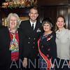 DSC_1222 Charlotte Squarcy, Commander Chris Kendrick, Linda White, Laura Kendrick