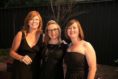 Carolyn Williams, Randi Hempel, Holy Taylor