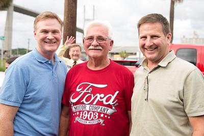 Darrin Weaver, Gary Weaver, Kyle Weaver