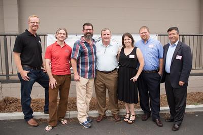 Laura & Scott Thompson, Tony Bagnulo, Rob Ingersoll, Chris