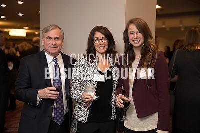 Greg, Pam and Mackenzie Houston