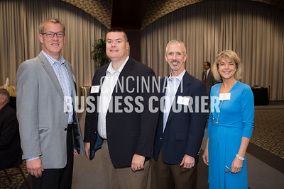 Mark Scheid, Walker Lambert, Lee Ransdell and Kris Cirone with Fidelity