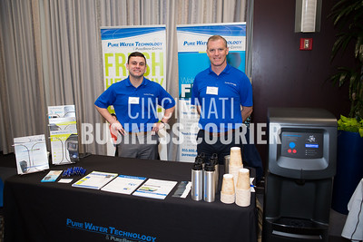Cole Ciambro and Matt Fitzpatrick with Pure Water Technology