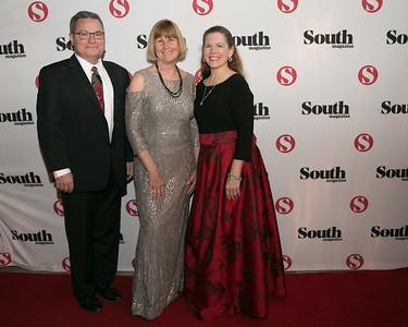 Bonnie Rachael, Tim Stevenson, Dr. Linda Stevenson