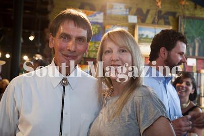 Jim Cone & Lori Ann Herrala