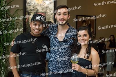 Alvy Rodriquez, Layke Touchet & Kyara Mejia