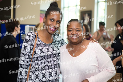 Tanisha Obiajunwa and Nakitha Jamerson