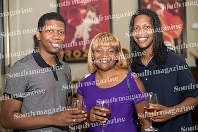 Kareem, Annette, and Akeem McMichael
