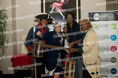 Kareem McMichael, Marcia Barnes, Akeem McMichael, and Annette McMichael