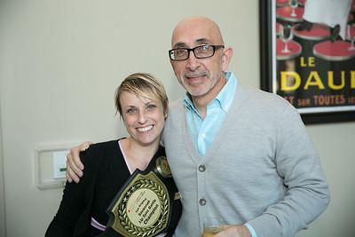 Marcia Banes, Rob Cordasco
