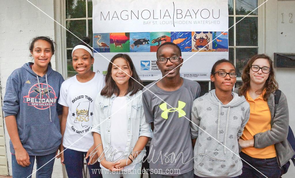 Magnolia Bayou Art Show 8674