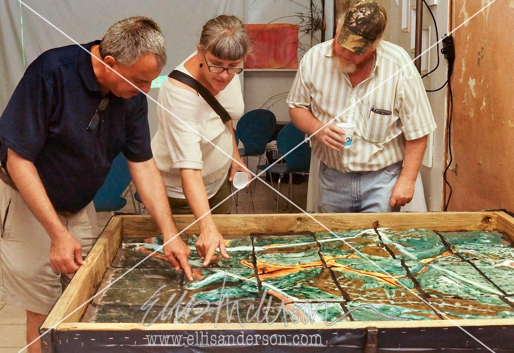 Magnolia Bayou Art Show 8529