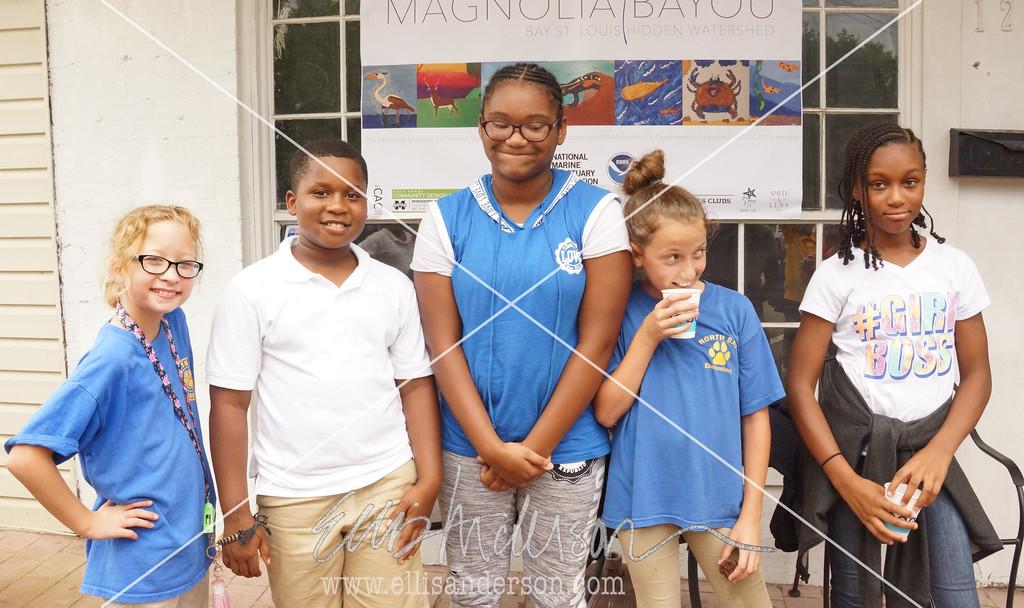 Magnolia Bayou Art Show 8665