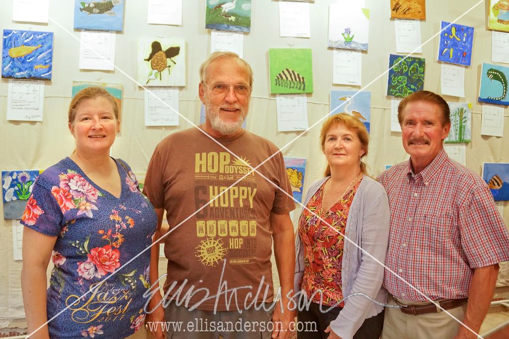Lucy Ausborn, Renzo Spanhoff, Missy and John Parsons