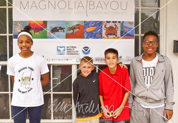 Magnolia Bayou Art Show