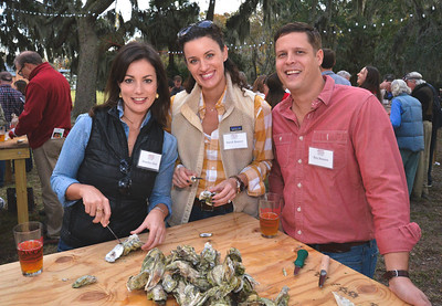 Oyster Roast for a Reason