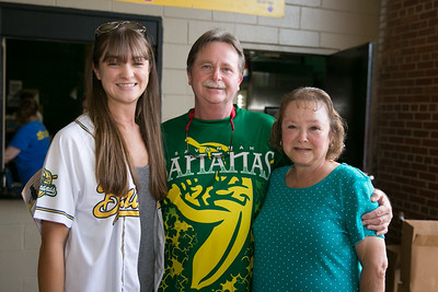 LeeAnn, John, & Merrill Grayson