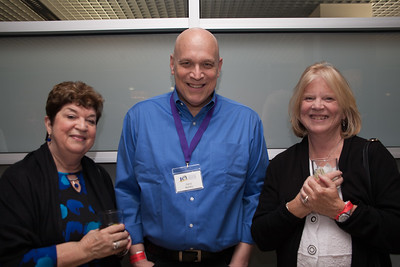 Phyllis Thompson, Author Gary Belsky, & Shirley Cage