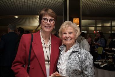 Kay Gardner & Marolin Overton