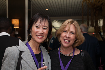 Authors Tess Gerritsen & Christina Baker Cline