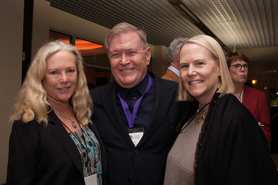 Anne Horst Mcinerney, Author Terry McDonell, & Stacey