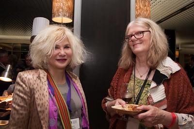 Author Tama Janowitz & Carole Sutphen